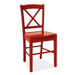 Кухонный стул Signal CD-56 красный