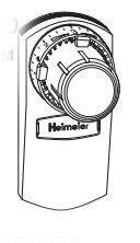 Комплектующие для систем водоснабжения и отопления Heimeier Термостатическая головка VD