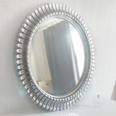 Зеркало Онсет Моноваи 69x69 (серебро, барокко)