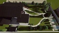 Ландшафтный дизайн IVIART Проект №19