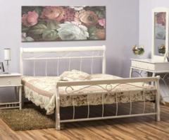 Кровать Кровать Signal Venecja 180x200 (белый)
