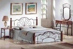 Кровать Кованая кровать M&K MK-1912-RO