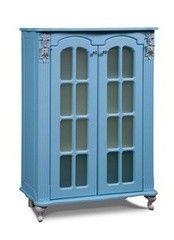 Мебель для ванной комнаты Калинковичский мебельный комбинат Комод 2Д Версаль КМК 0454.3 лазурь