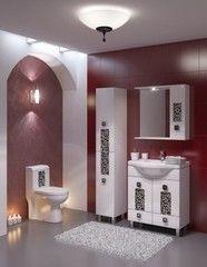 Мебель для ванной комнаты Sfarzo Alba 75
