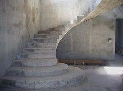 Лестница из бетона ИП Лемешев Н.В. Пример 2