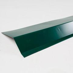Комплектующие для кровли ТехноНиколь Планка примыкания для ГЧ (зеленая)