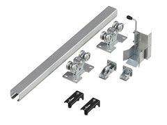 Комплектующие для ворот DoorHan Система роликов и направляющих для балки х/к 95x88x5 L=6000мм