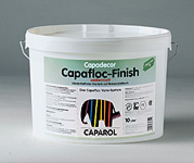 Лак Лак Caparol Capafloc-Finish seidenmatt