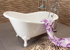 Ванна Чугунная ванна Linyi Luxing LZG-02 1676x770x660
