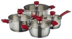 Наборы посуды Rondell Strike RDS-818 8 пр.