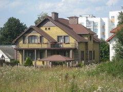 Строительство домов Строительство домов Творческая мастерская архитектора Базевича А.Ф. Пример 4