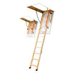 Чердачная лестница Чердачная лестница Fakro LWK Komfort 60x130x305