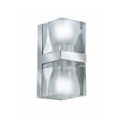 Настенный светильник Fabbian Cubetto Crystal Glass D28 D01 00