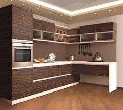 Кухня Кухня на заказ ЗОВ Фасад Тафель 3 Макасар