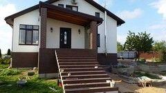 Строительство домов Строительство домов СтройСпецПартнер в д. Дубровка