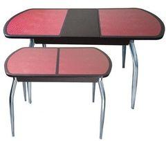 Обеденный стол Обеденный стол Фатэль Капри-1 110/147(70)