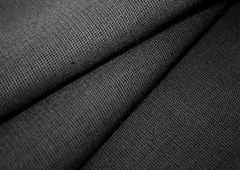 Ткани, текстиль Блакит Бязь гладкокрашеная черная 150
