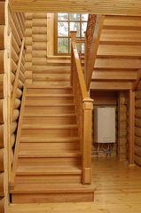 Деревянная лестница Деревянная лестница ИП Сопин А.В. Пример 167