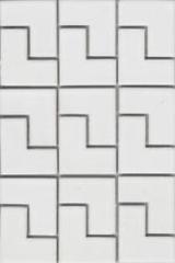 Мозаика Мозаика Vitra Shape белый
