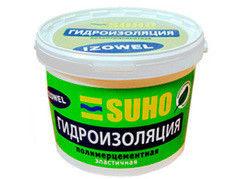 Гидроизоляция Гидроизоляция SUHO IZOWEL 12 кг