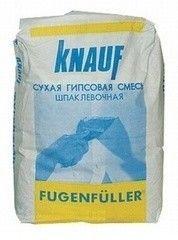 Шпатлевка Шпатлевка Knauf Fugenfuller (25 кг)