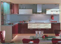 Кухня Кухня Алфексгрупп №18 (Крашенный МДФ)
