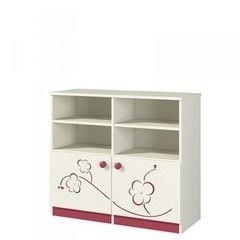 Детская комната Детская комната Мебель-Неман Сакура Тумба Т90-1Д0