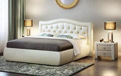 Кровать Кровать Домовой Магнолия 160х200