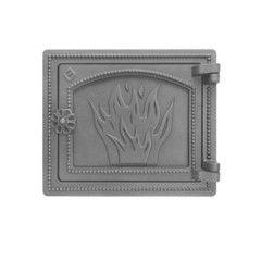 Комплектующие для печей и каминов Везувий Дверь ДТ-3 (не крашенная)
