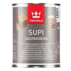 Защитный состав Защитный состав Tikkurila Supi Saunavaha (бесцветный, 0.225 л)