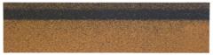 Гибкая черепица Гибкая черепица Shinglas (Коньки-карнизы) Осенний 253x1003