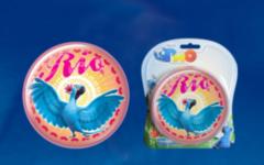 Детский светильник Uniel DTL-371 RIO1-14 PINK