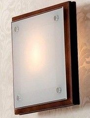 Настенно-потолочный светильник Citilux CL938311 Венге + Белый