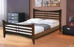 Кровать Кровать Симбирск Мебель Богема 90x185