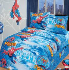 Постельное белье Постельное белье АртПостель Человек-паук 100