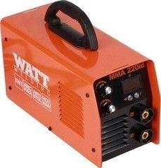 Сварочный аппарат Сварочный аппарат WATT MMA 220id