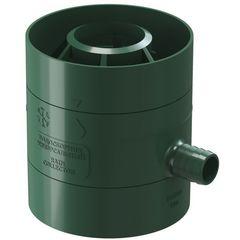 Водосточная система Docke Водосборник универсальный D-120 (зеленый)