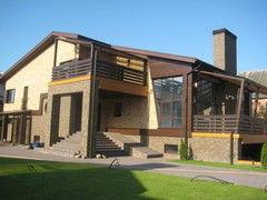 Строительство домов Строительство домов Творческая мастерская архитектора Базевича А.Ф. Пример 3