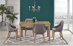 Обеденный стол Обеденный стол Halmar Tiago 2 (дуб ривьера)