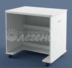 Детский стол Легенда Л-02 (80x60x73.5) белый