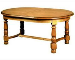 Обеденный стол Обеденный стол Гомельдрев ГМ 6038 (орех с патинированием)