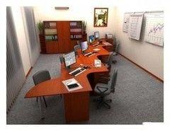 Мебель для персонала Алукар Пример 17