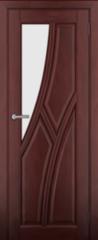 Межкомнатная дверь Межкомнатная дверь Юркас Клэр ЧО (махагон)