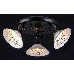 Настенно-потолочный светильник Maytoni Spot ECO002-33-R