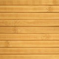 Декоративная стеновая панель Декоративная стеновая панель Бамбуковый рай Коньяк (ламель 17 мм)