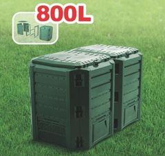 Контейнер, урна Module COMPOGREEN 800л, зеленый