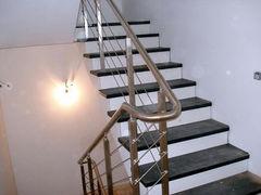 Элементы ограждений и лестниц Belamkon Лестничные ограждения (Вариант 2)
