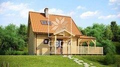 Свой Дом Проект двухэтажного дома 13
