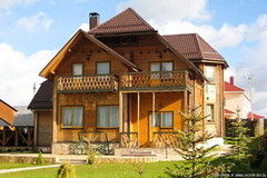 Строительство домов Строительство домов Творческая мастерская архитектора Базевича А.Ф. Пример 1