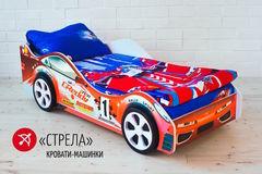 Детская кровать Детская кровать Бельмарко Стрела